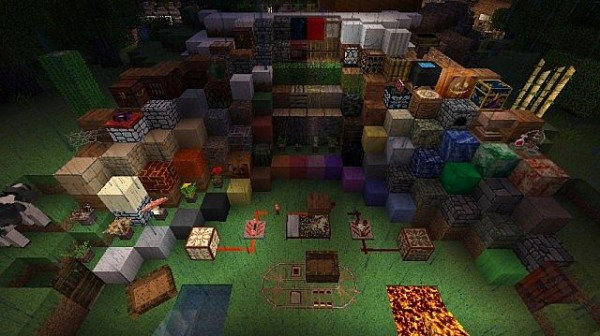 Darklands Medieval Paquete de Recursos para Minecraft