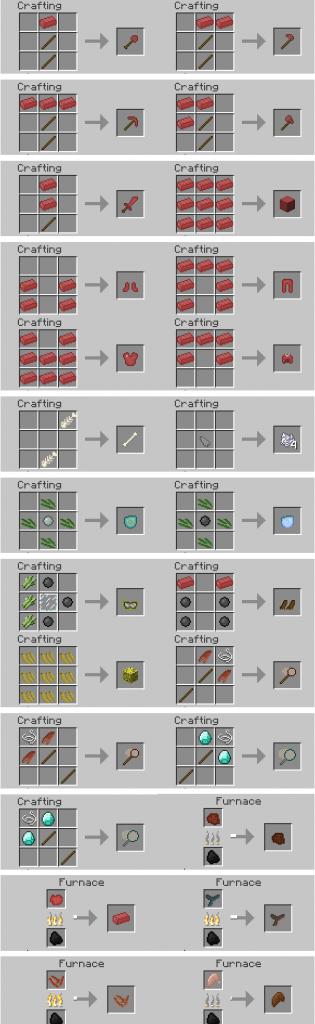 OceanCraft Mod 1.7.2   Minecraft Mods