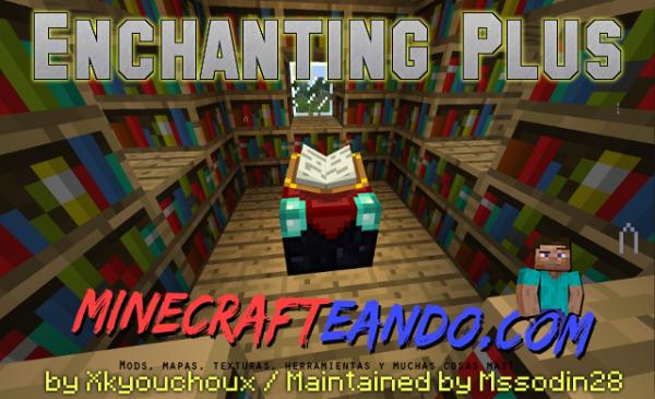 Enchanting-Plus-Mod