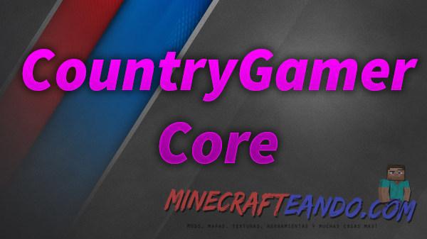 countrygamer core español