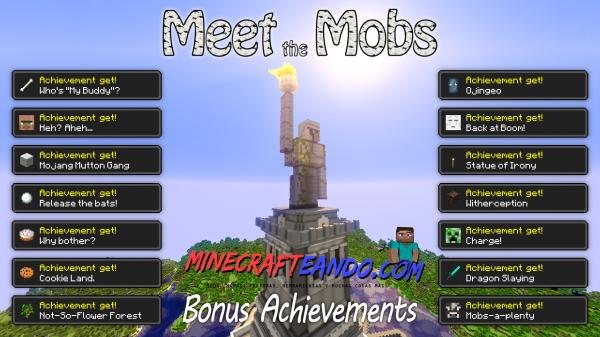Bonus Achievements Quick View