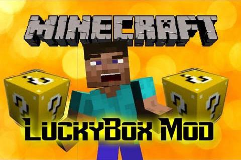 Lucky-Block-Mod