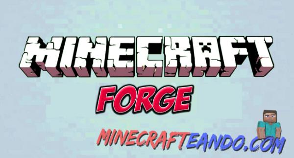 Minecraft-Forge-Descargar
