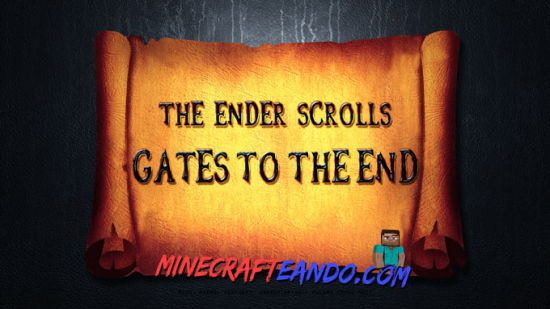 The-Ender-Scrolls-Mapa-Descargar-Instala