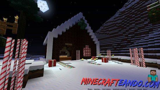 Herobrine-Stole-Christmas-Mapa-Descargar-Instalar-2