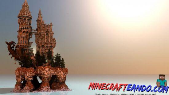 Citadel-of-Pandora-Mapa-Minecraft-Descargar-3