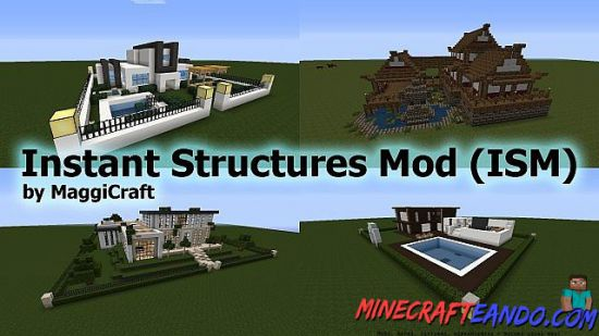 Instant-Structures-Mod-Minecraft-Descargar