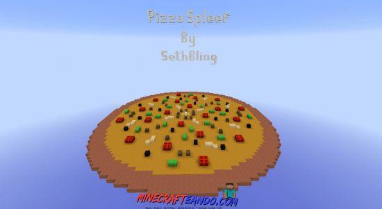 Pizza-Spleef-Minigame-Mapa-Descargar-E-Instalar-2