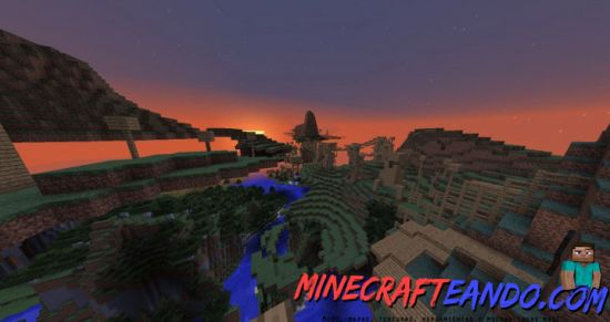 Upon-a-Stone-Parkour-Mapa-Descargar-E-Instalar-4