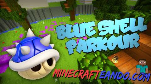 BlueShell-Parkour-Mapa-Descargar-E-Instalar-