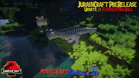 JurassiCraft-Mod-Descargar-E-Instalar-