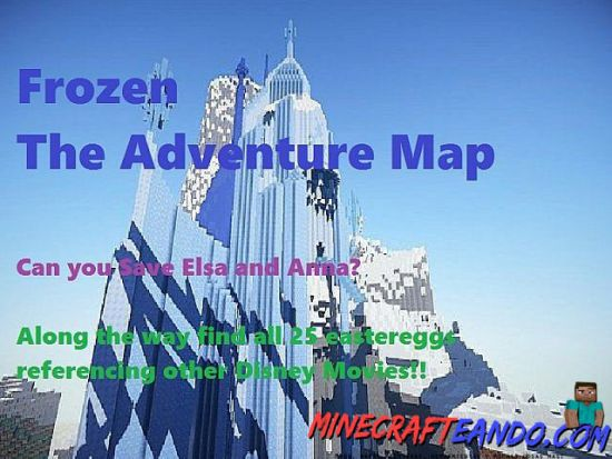 Frozen-Adventure-Mapa-Descargar-E-Instalar-