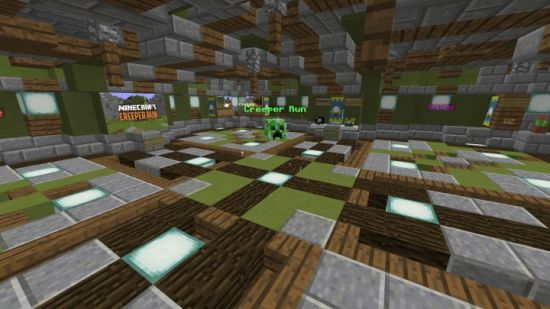 Creeper-Run-Mapa-1