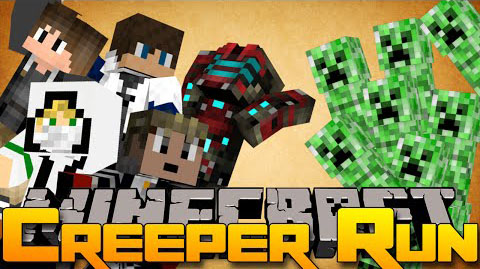 Creeper-Run-Mapa