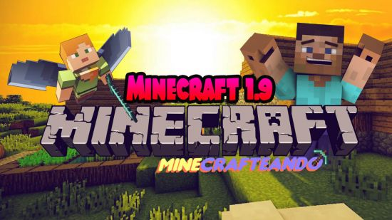 Descargar Minecraft 1.9