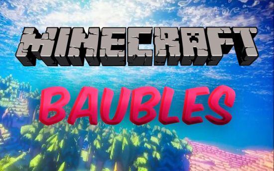 Baubles Mod