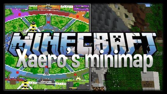 Xaeros Minimap