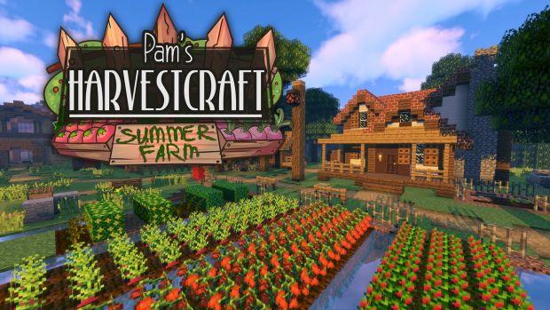 HarvestCraft Mod