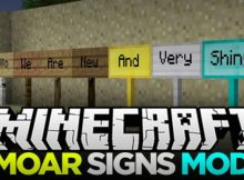 MoarSigns Mod