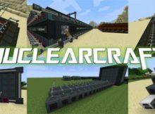 NuclearCraft Mod