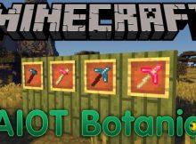 AIOT Botania Mod