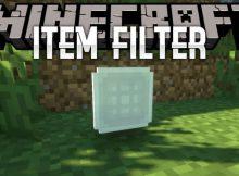 Item Filter Mod