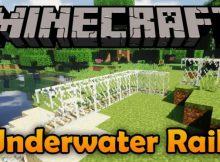 Underwater Rails Mod