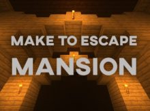 Hacer para escapar - Mansion Map Thumbnail