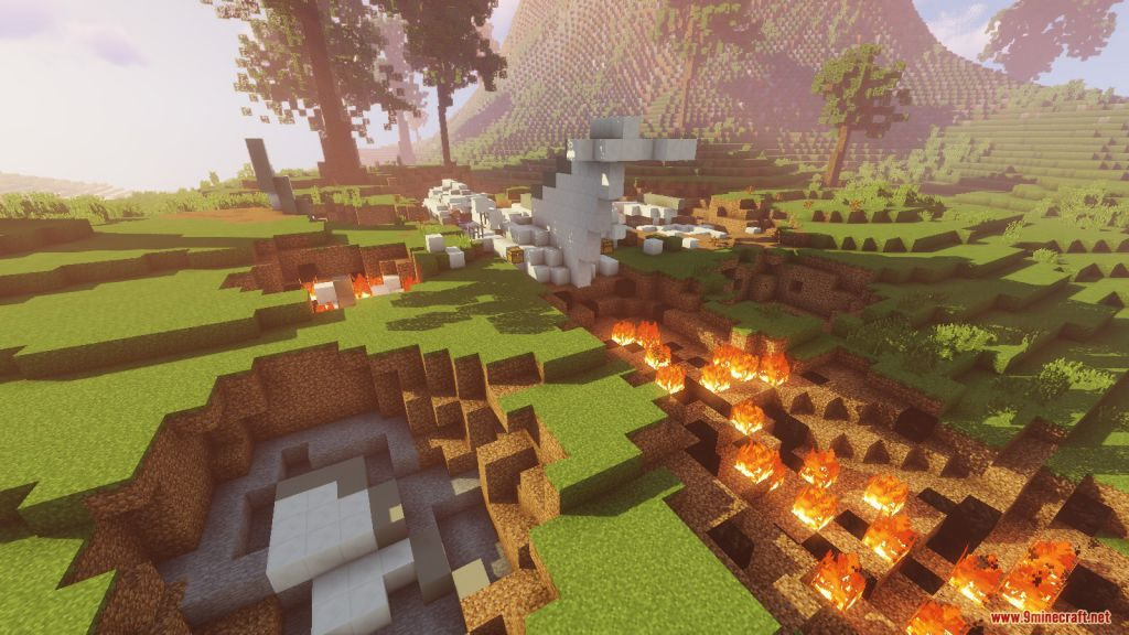 Alone Survival Remastered Map Capturas de pantalla (4)