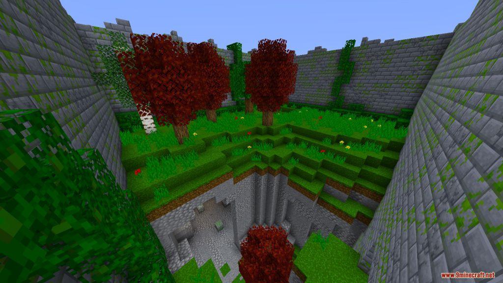 Imágenes de The Maze Runner Trials Map (9)