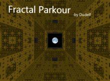 Miniatura del mapa de Parkour fractal