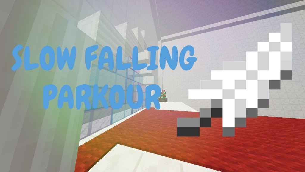 Miniatura del mapa de Parkour que cae lentamente