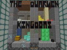 La miniatura del mapa de los reinos enanos