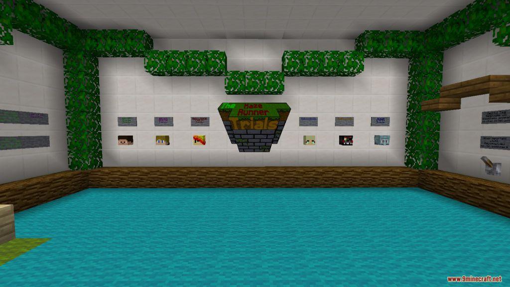 Imágenes de The Maze Runner Trials Map (1)