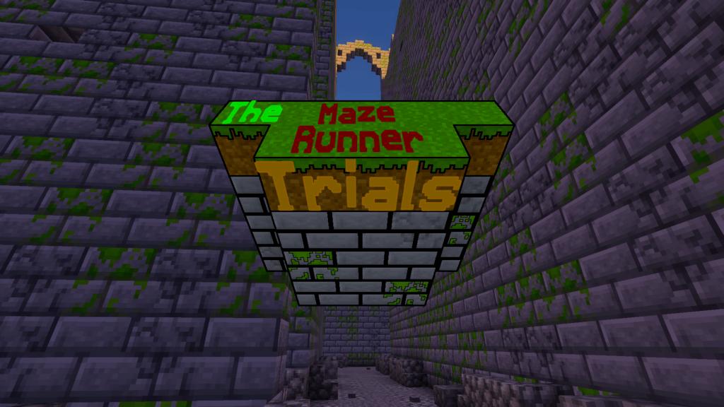 La miniatura del mapa de ensayos de Maze Runner