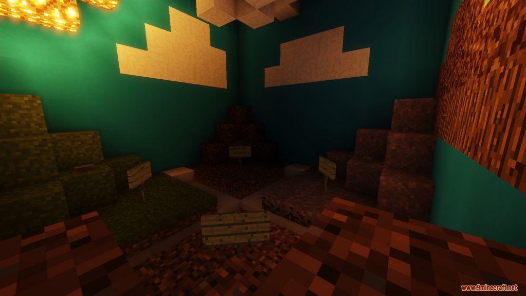 Mapa de Minecraft de Rest In Peace Capturas de pantalla (1)