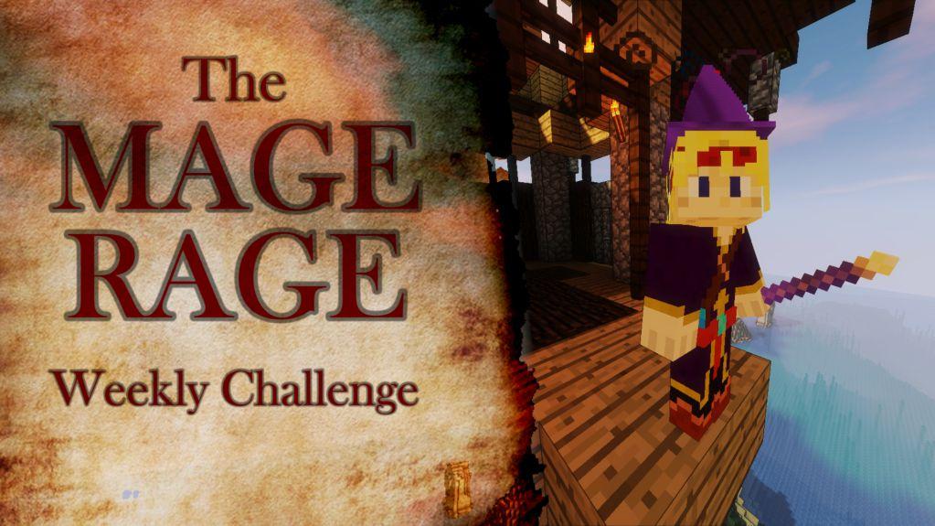 Imagen en miniatura del mapa de Mage Rage