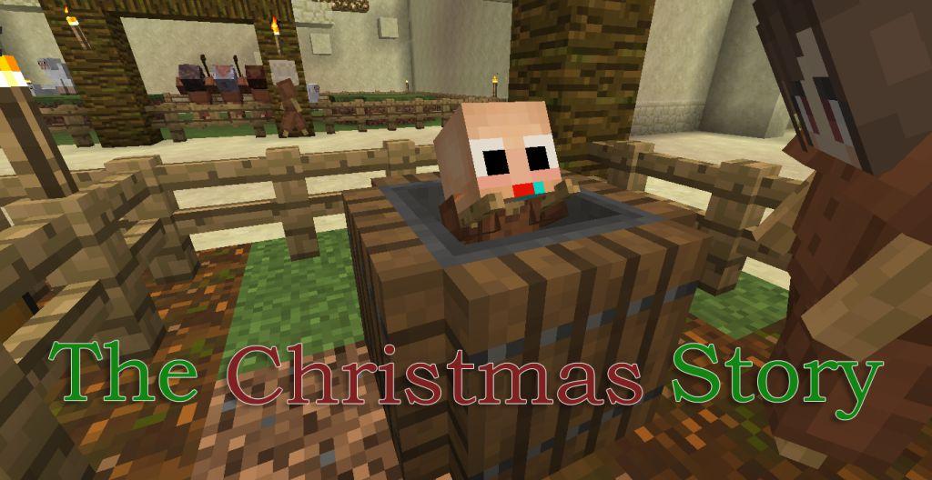 Miniatura del mapa de la historia de Navidad