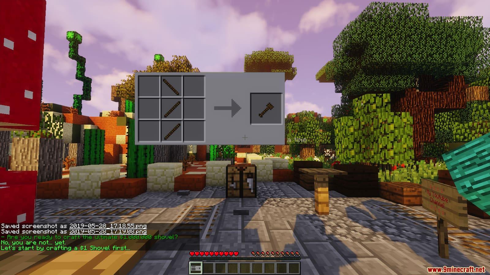 The Shovel Quest Map Capturas de pantalla 2