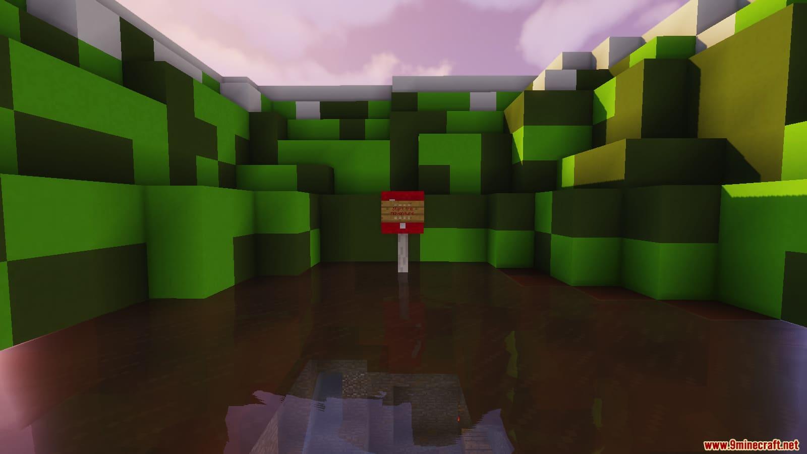 The Shovel Quest Map Capturas de pantalla 1