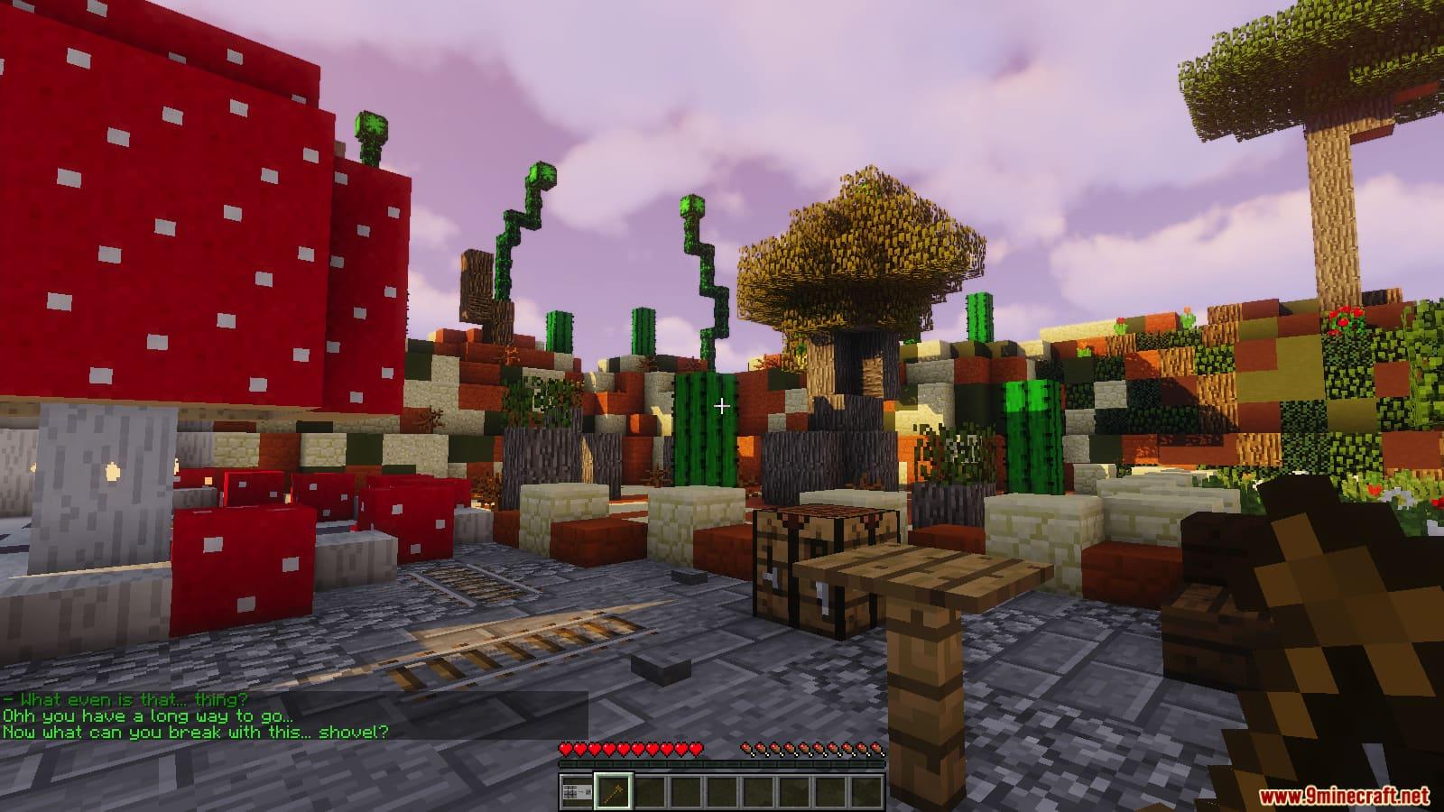 The Shovel Quest Map Capturas de pantalla 3