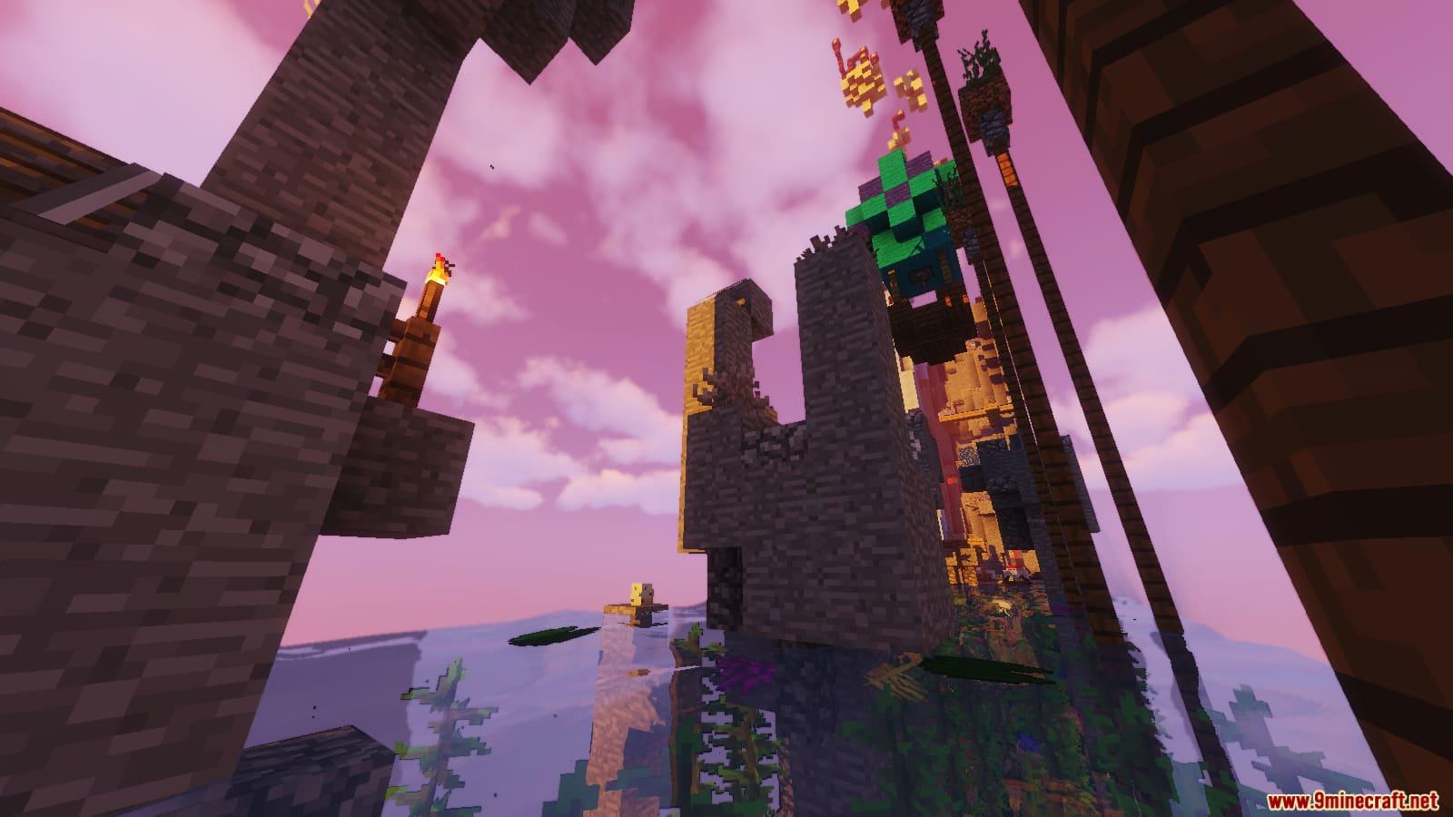 """Mapa """"2D"""" de PARKOUR Capturas de pantalla 3"""