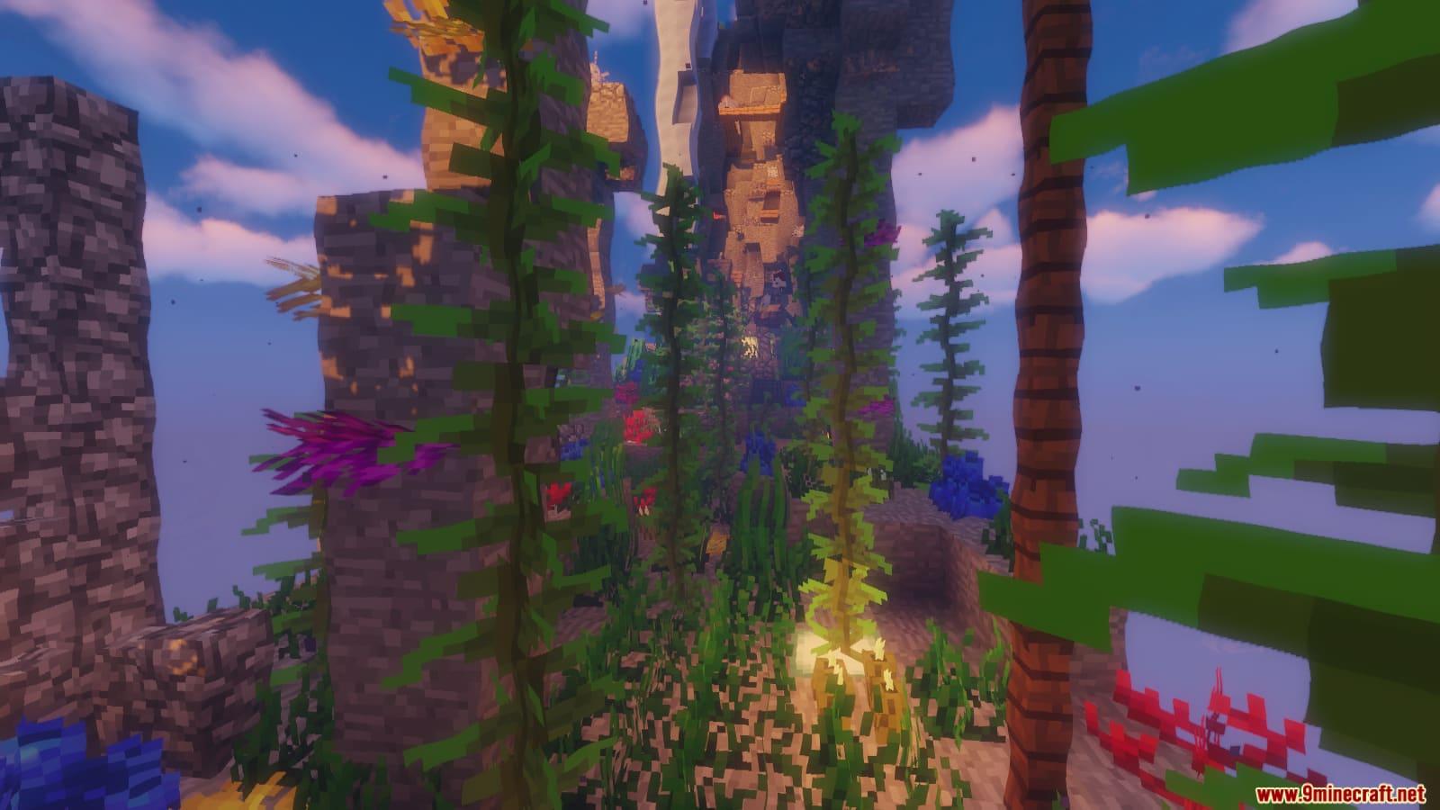 """Mapa """"2D"""" de PARKOUR Capturas de pantalla 4"""