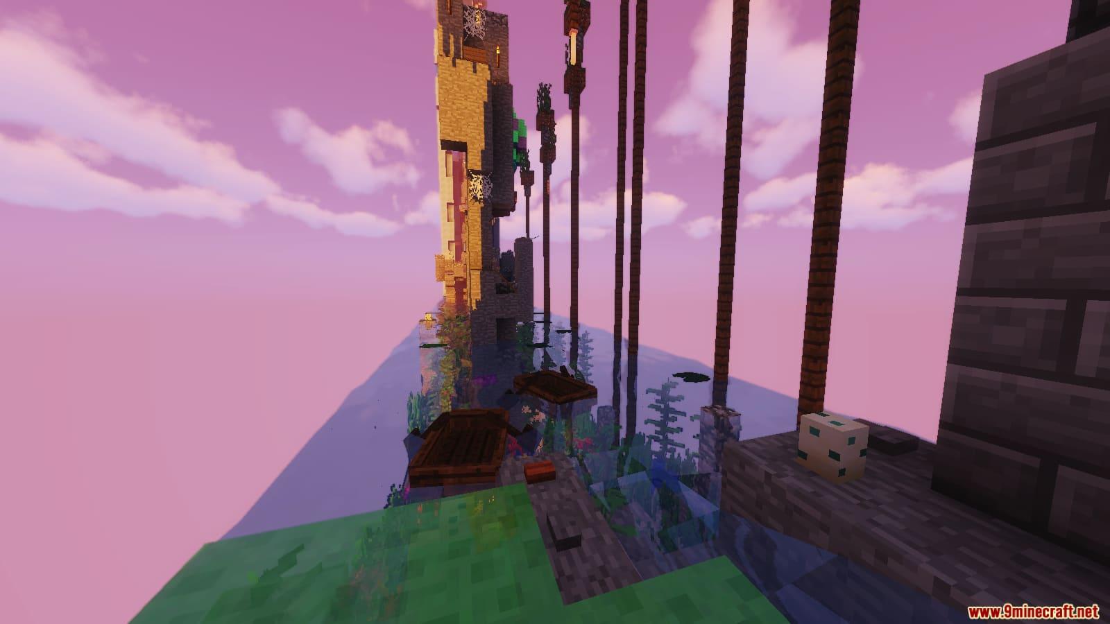 """Mapa """"2D"""" de PARKOUR Capturas de pantalla 2"""