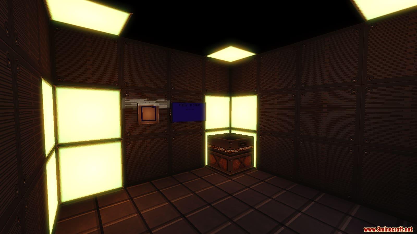 Mapa de System Shock 2 Capturas de pantalla 1