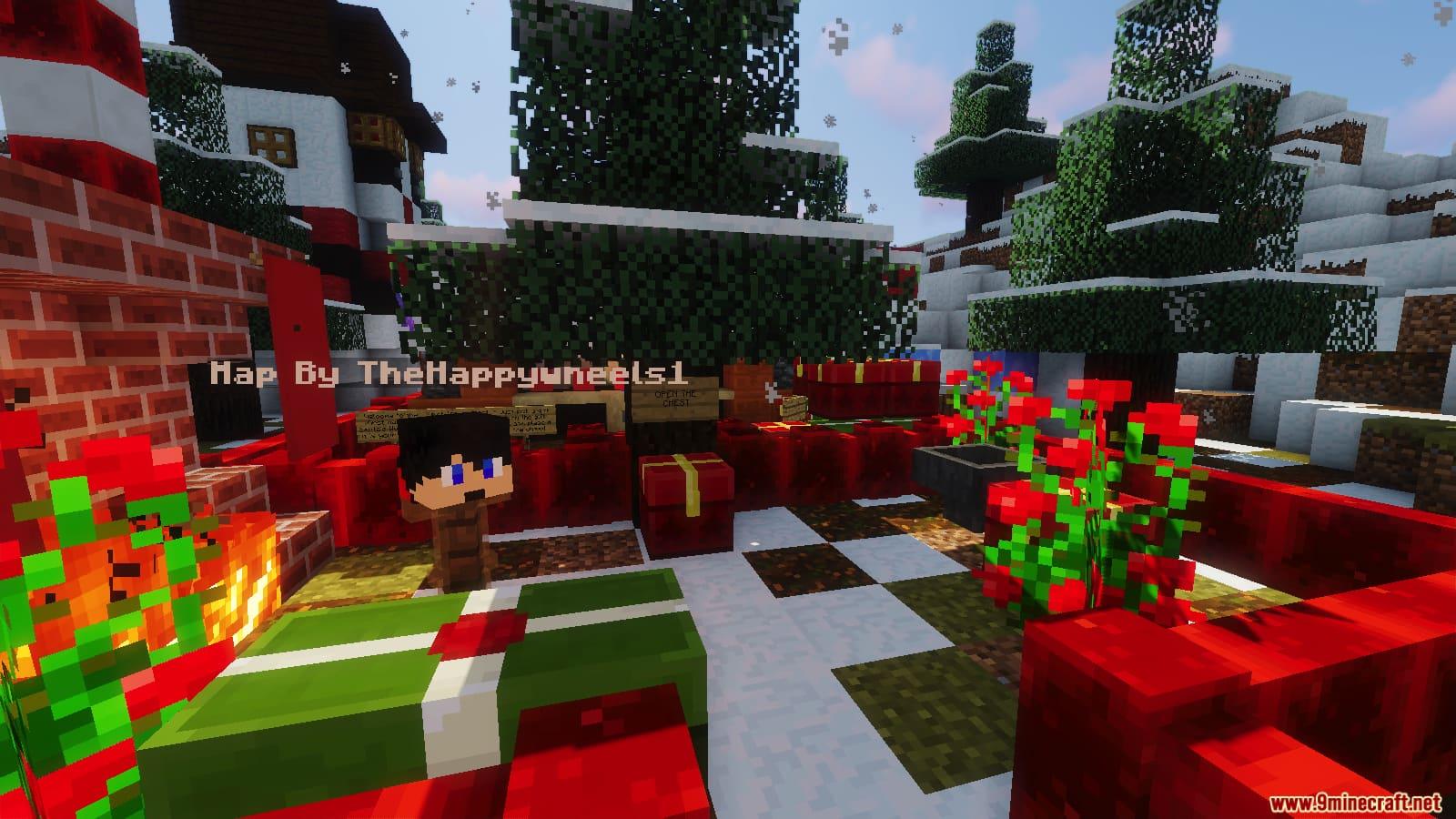 Mapa de Navidad injusto Capturas de pantalla 1