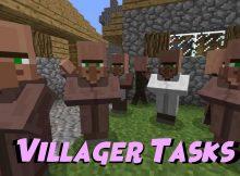 Tareas de los aldeanos miniatura del mapa