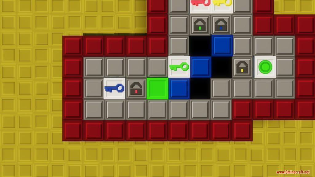 Bloqueado en el mapa de Minecraft Capturas de pantalla (9)