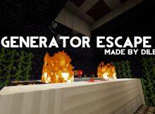 Miniatura del mapa de escape del generador
