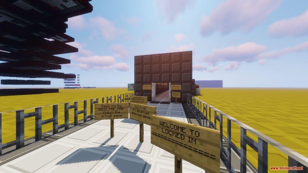Bloqueado en el mapa de Minecraft Capturas de pantalla (1)